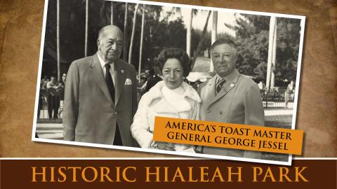 America's Toast Master General